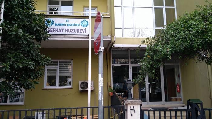 bakıköy belediyesi huzurevi